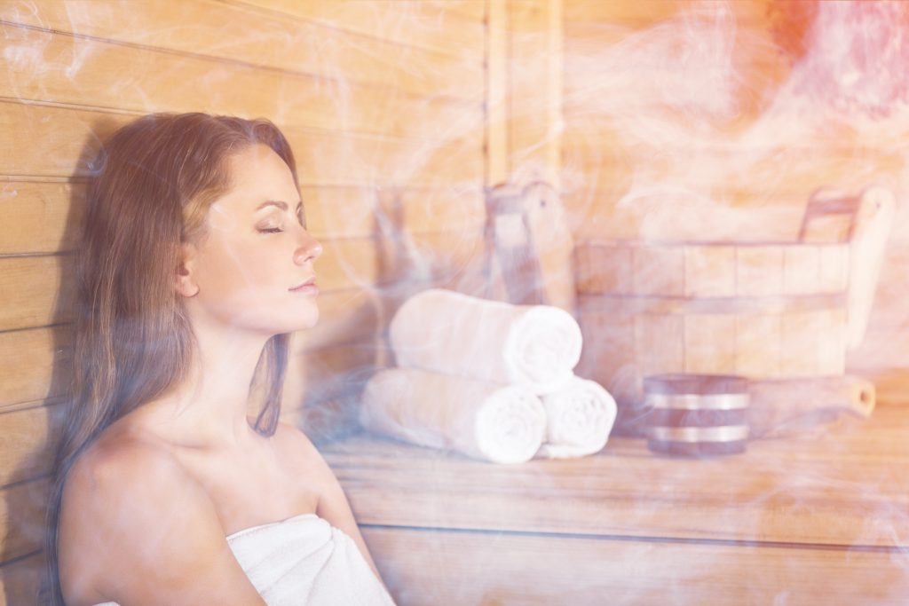 Steam Room | Activated You
