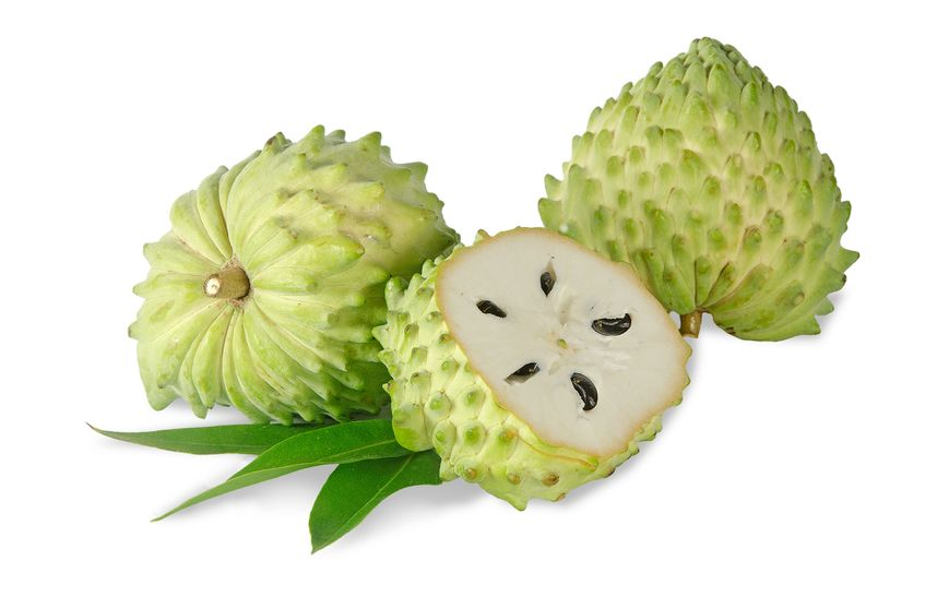 Soursop Fruit (Custard Apple): 3 Health Benefits & How to Eat It