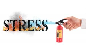 extinguishing stress