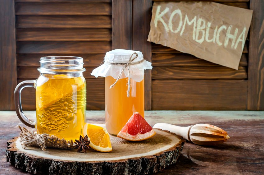 gut friendly kombucha