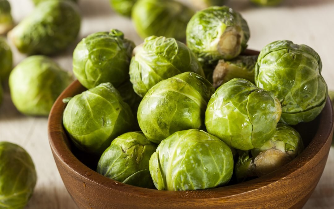 Delicious Recipe For Maple And Apple Brussels Sprouts