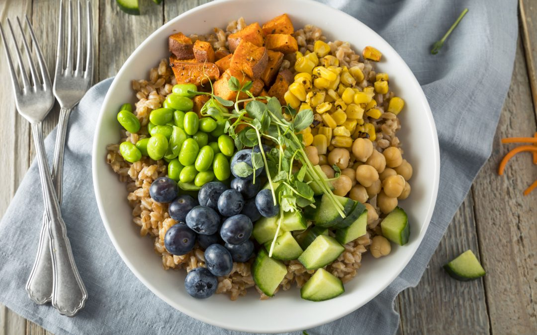 Vegan Food is On Trend for 2019