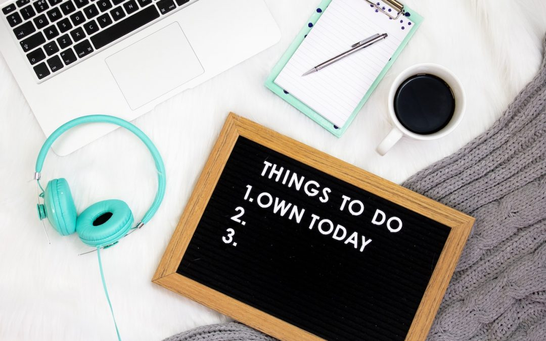 Don't Make a To-Do List — Do This Instead