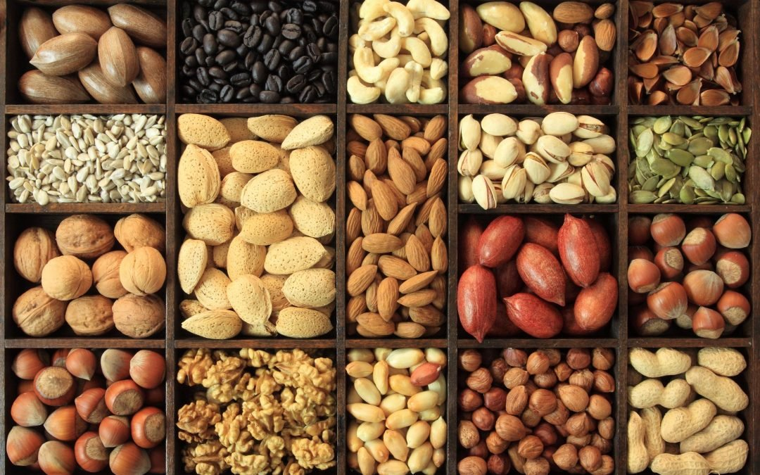 Vegan and Vegetarian Staples: Nuts and Seeds