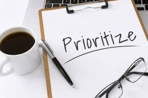 prioritize work | Activated You