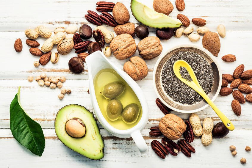 variety of healthy fats | Activated You