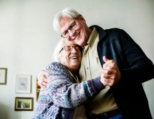dancing elderly couple | Activated You