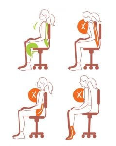 sitting posture   Activated You