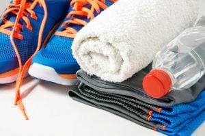 workout clothes and supplies | Activated You