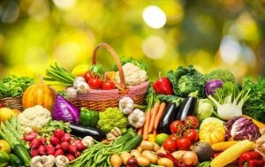 variety of fruit and vegetables | Activated You