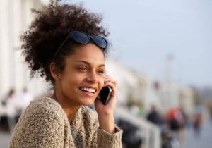 woman on phone | ActivatedYou