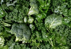 kale broccoli dark green leafy vegetables | Activated You