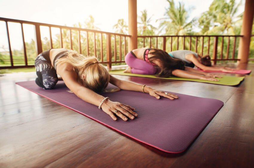 using yoga mats | Activated You