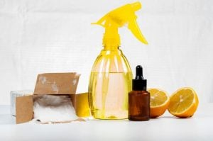 natural cleaning supplies | Activated You