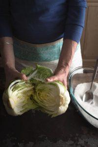making kimchi | ActivatedYou