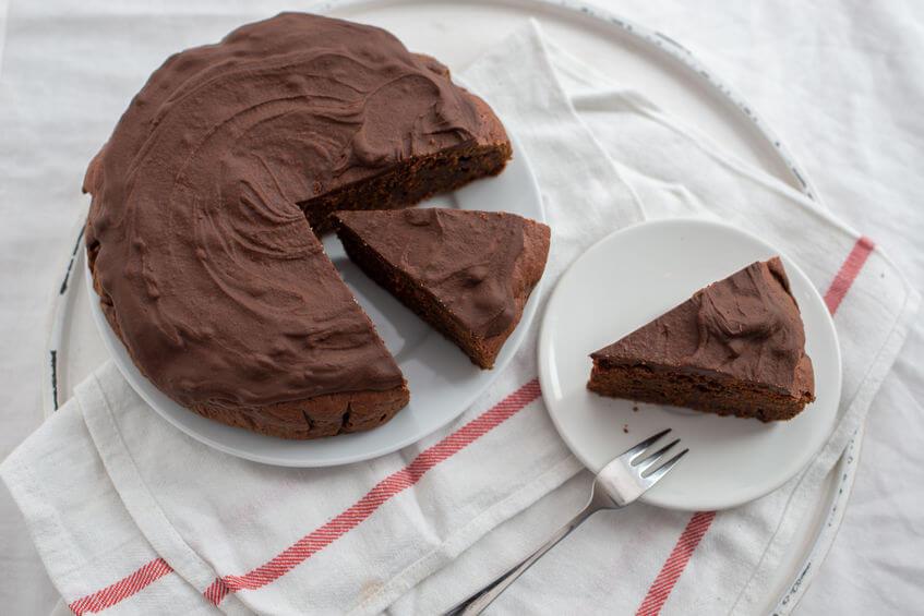 vegan chocolate cake   ActivatedYou