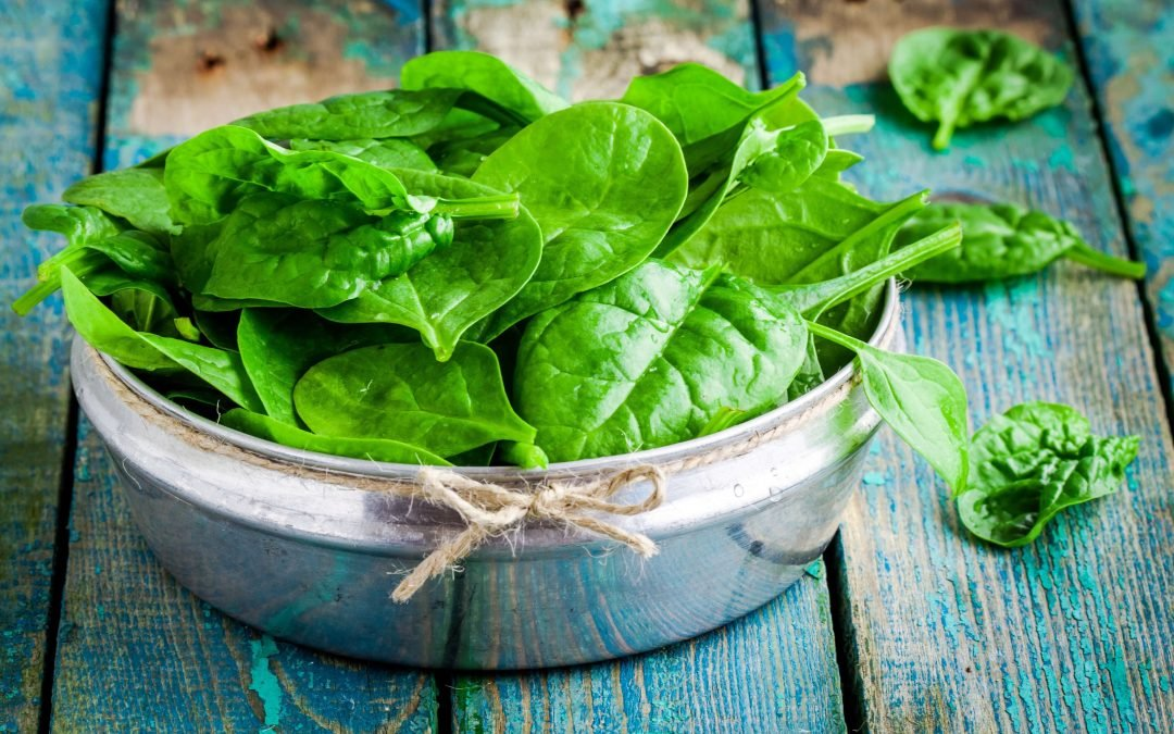 Spinach Facts: Health And Nutritional Benefits Of Spinach