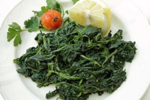 cooked spinach | Activated You