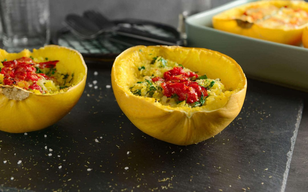 Cut Out the Carbs With These Delicious Vegan Spaghetti Squash Recipes