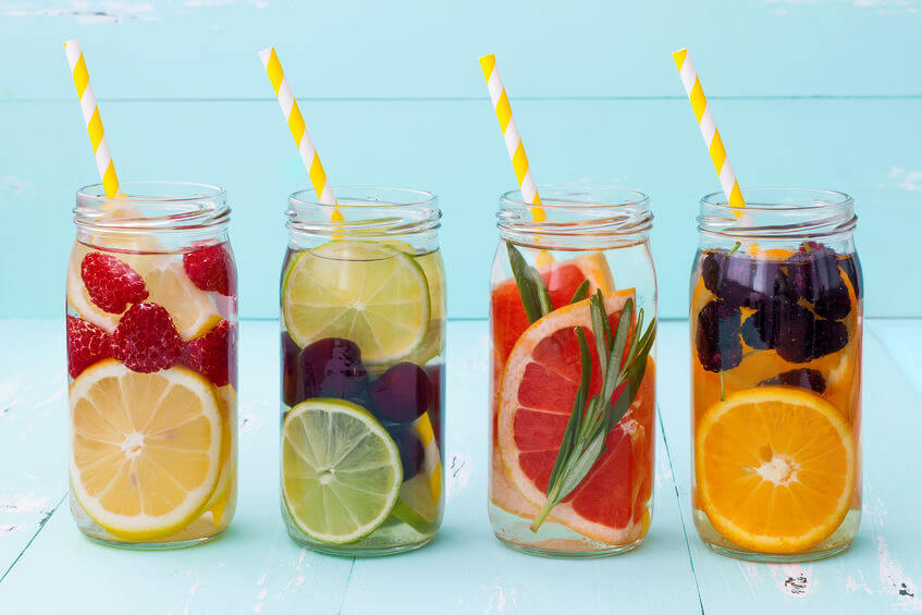 Check Out These Delicious Fruit Infused Water Recipes: Healthy Drink Options